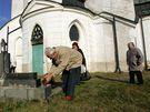 Hřbitov u kostela svatého Jana Nepomuckého na Zelené hoře bude od roku 2016 zrušený.