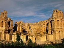 Koloseum El Jem.