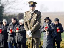 Pozůstalí povražděných Chorvatů ve Vukovaru (4. listopadu 2010)