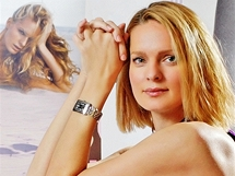 Modelka Karolína Bosáková - vede modelingovou agenturu a napsala knihu o modelingu