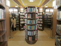 Nová knihovna v Novém Městě nad Metují