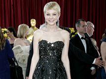 Carey Mulliganová na předávání Oscarů