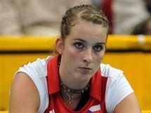 Aneta Havlíčková zklamaná po prohře s Kubou