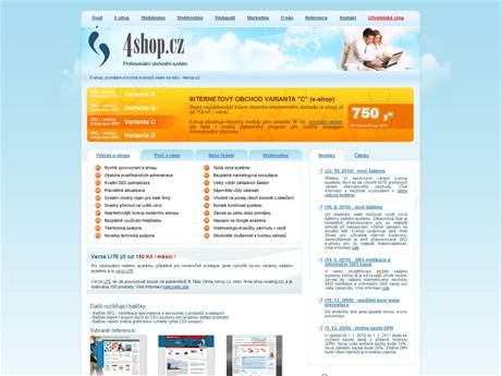 Zbyněk Velecký Shop-Hosting.cz - nabízíme kompletní řešení pro vytvoření produktu internetový obchod - eshop