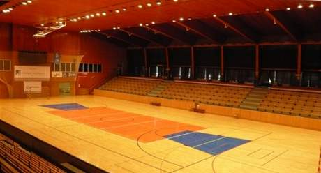 Městská sportovní hala v Plzni