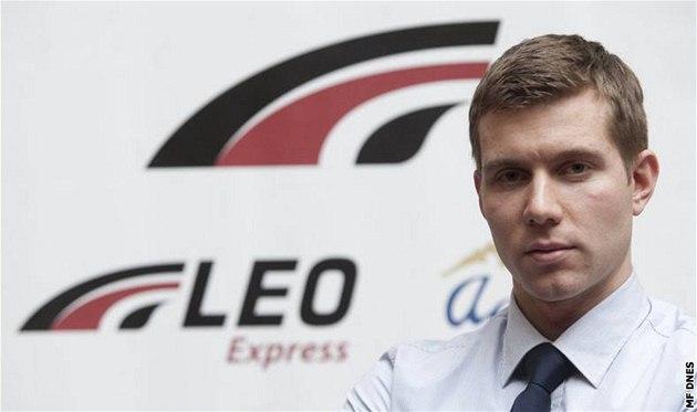 Leo� Novotný mlad�í v��í, �e v konkurenci usp�je.