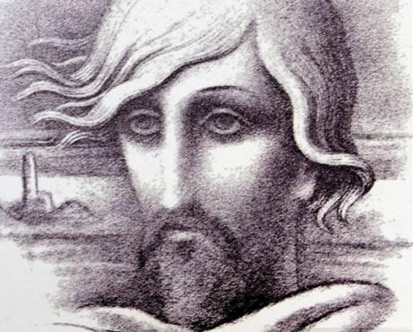 Takto si Karla Hynka Máchu představoval Jan Zrzavý.