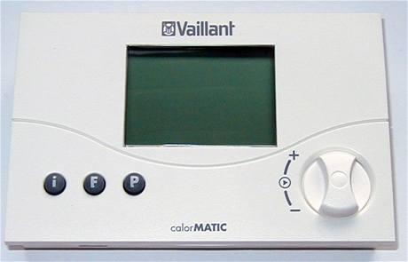 Bezdrátový termostat od výrobce Vaillant