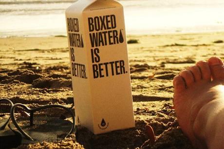 Foto z facebookové stránky výrobce balené vody