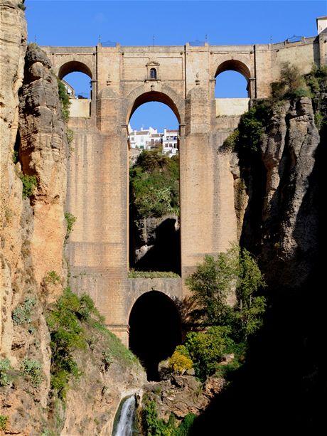 Ronda, most Puente Nuevo.