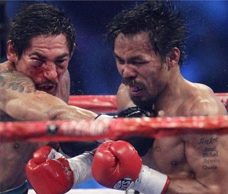 Drsný souboj: Manny Pacquiao vs. Antonio Margarito