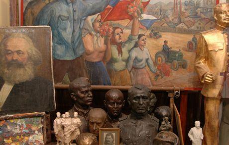 Praha, Muzeum komunismu