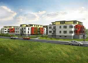 P&K developers, s.r.o. to je obytný komplex Nový Zličín = energeticky úsporné bydlení