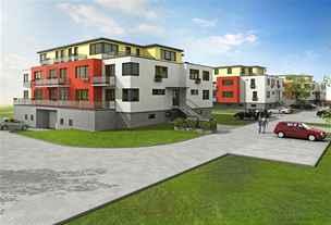 P&K developers, s.r.o. to Nový Zličín obytný komplex