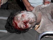 Při zřícení domu v Indii zahynulo přes 60 lidí (16. listopadu 2010)