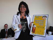 Cenu za pivní počin roku získalo Vydavatelství Kartografie Praha