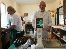 Den otevřených dveří Místní rybářské organizace v Pacově láká na přehlídku ryb i ochutnávku specialit.