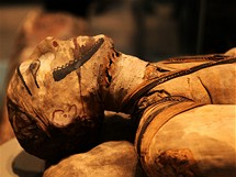 Pýchou Britského muzea je sbírka mumií