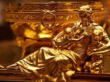 Úchvatná práce londýnských zlatníků. Britské muzeum