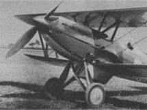 Avia B-534 - prototyp