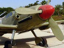 Avia S-199 v izraelském leteckém muzeu Hatzerim