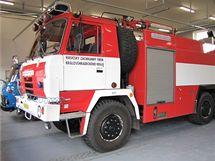 Nová stanice hasičů ve Dvoře Králové nad Labem