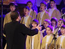 Vánoční koncert Lucie Bílé a Boni Pueri v Lanškrouně