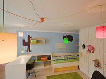 Pro čtyřletého chlapce už designéři nachystali pracovní stůl