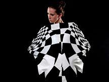 Iva Solilová, Oděvní kolekce Illusion, Dobrý studentský design 2010