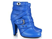 Trendy zimní boty: barvy