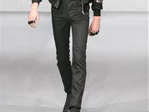 Trendy v pánské módě: úzké kalhoty
