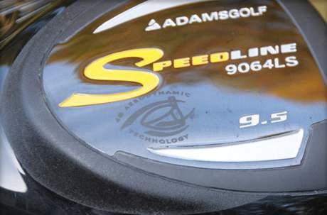 Golfový driver Adams Speedline 9064 LS.