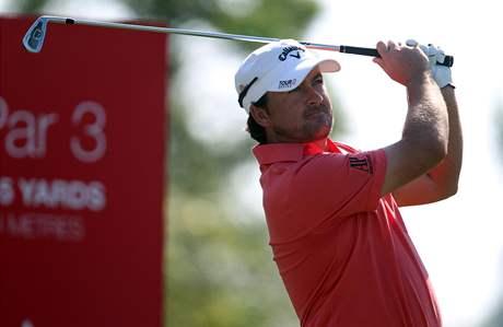 Graeme McDowell, Dubai World Championship, 2. kolo