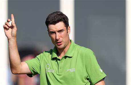 Ross Fisher, Dubai World Championship, 2. kolo