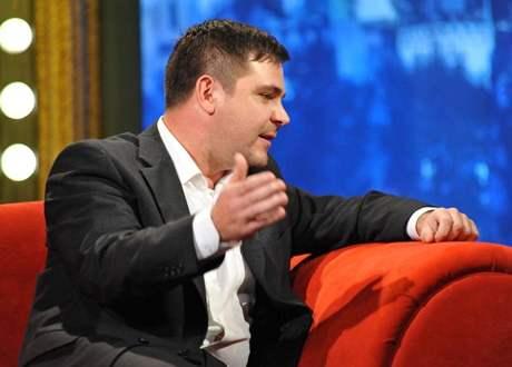 Karel Březina v Show Jana Krause