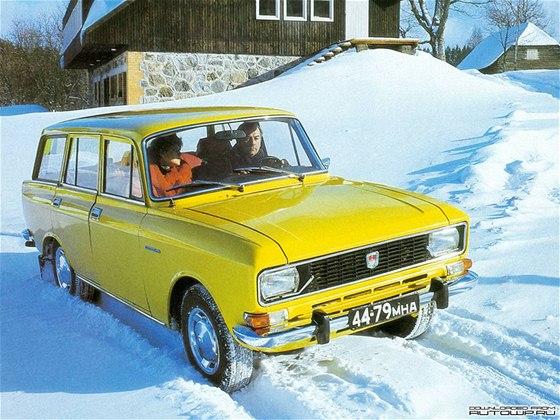 Moskvi� 2140 Kombi