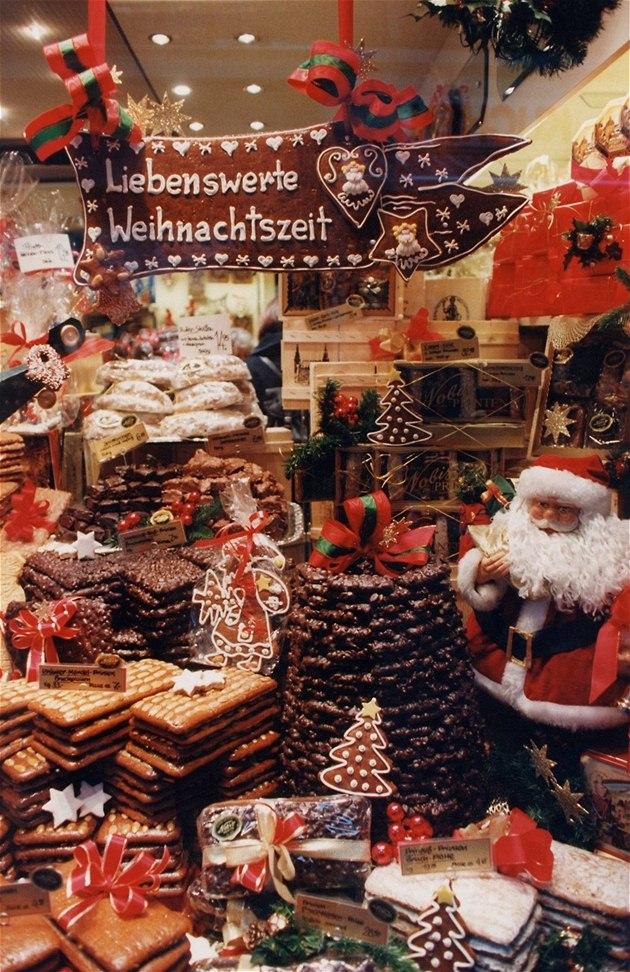 Váno�ní perní�ky Printen z Cách