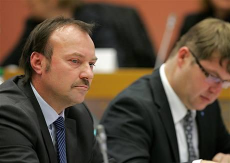 Nový primátor Chomutova Jan Mareš