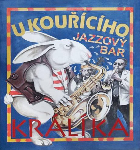 Jazzový bar U kouřícího králíka (Brno)