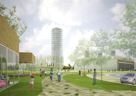 Návrh společnosti NL Architects.