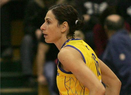 Tatiana Artmenková z Prostějova