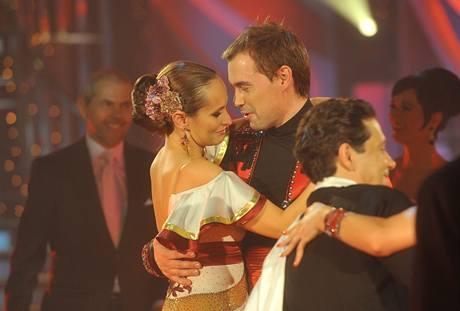 Filip Sajler a Veronika Šmiková