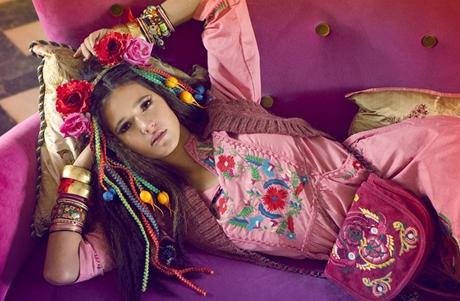 Španělská módní značka Flamenco