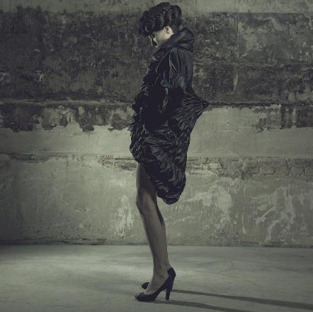 Model z kolekce Fix You Hany Zárubové
