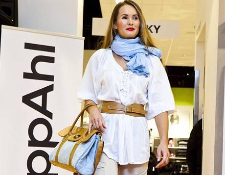Přehlídka jarní kolekce švédského oděvního řetězce KappAhl