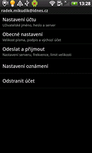 Displej HTC Desire HD (email)