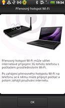 Displej HTC Desire HD (konektivita)