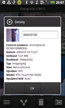 Displej HTC Desire HD (foto)