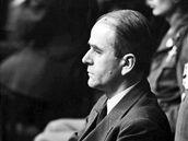 Hitlerův ministr vyzbrojování Albert Speer vypovídá