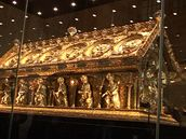 Relikvi�� sv. Maura